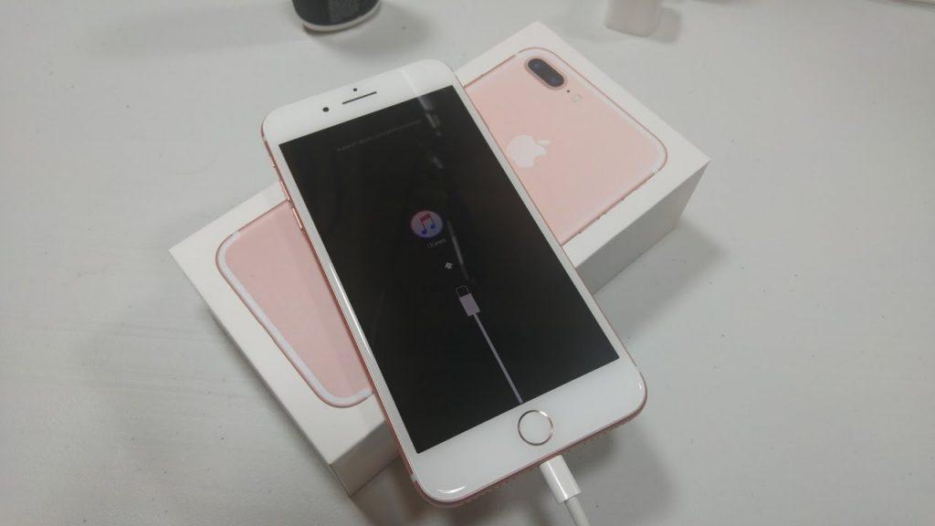 Restore iPhone 7