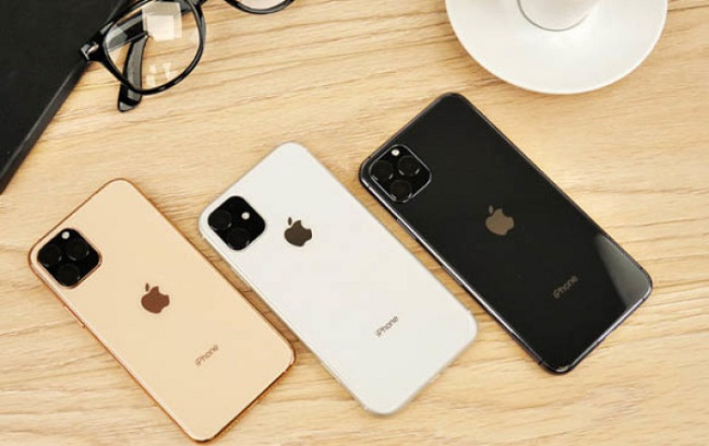 iphone 11 chạy hệ điều hành ios 13