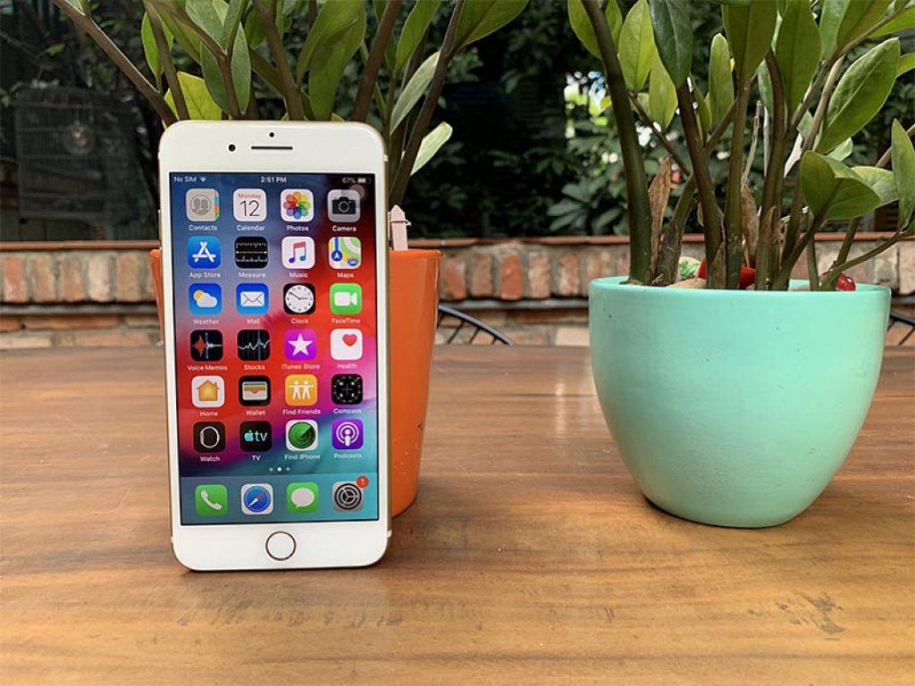 iPhone 7 Plus không rung