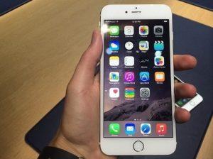 iphone 6 plus loan cam ung