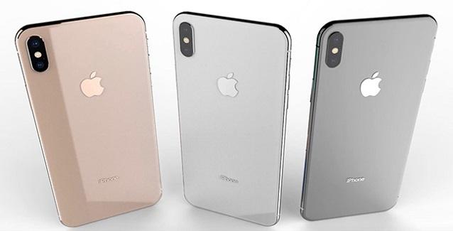 iphone X với 3 màu sang chảnh