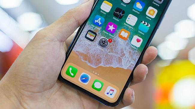Kiểm tra xuất xứ của iPhone X
