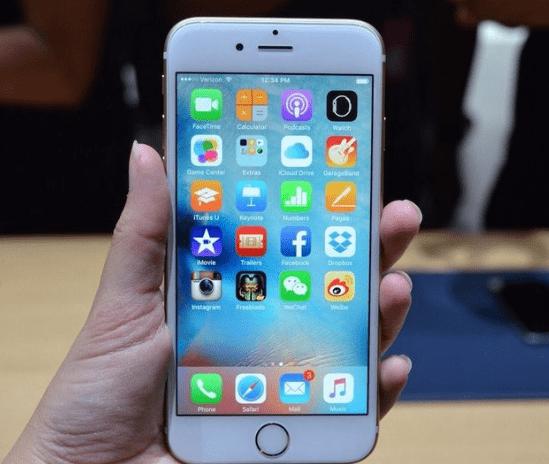 loi iphone 6 plus loan cam ung