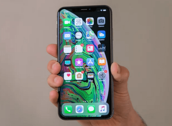 tat nguon iphone xs max khi bi do