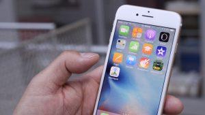 iPhone 7 tự nhiên sập nguồn