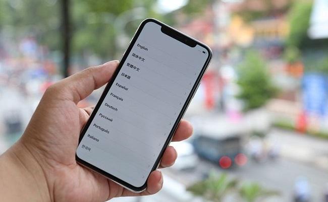 Iphone X không vào được 3G, làm gì để khắc phục