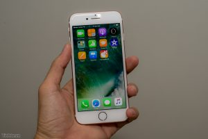 Nên làm gì để xử lí lỗi iPhone 7 tự nhiên sập nguồn