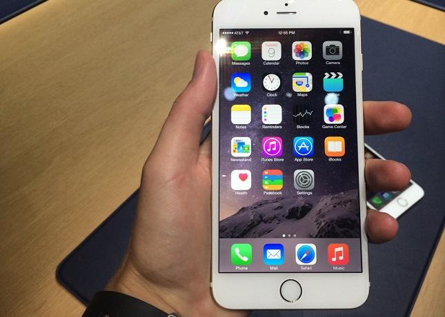 Làm gì để xử lý tình trạng iphone 6 plus liệt cảm ứng