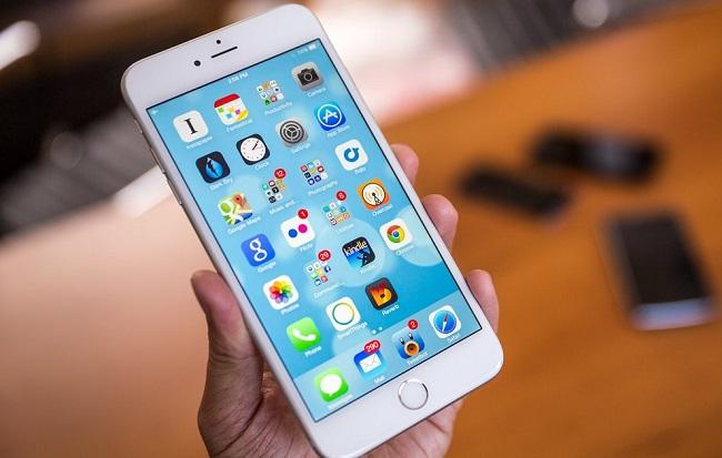 Nguyên nhân dễ khiến iphone 6 plus liệt cảm ứng