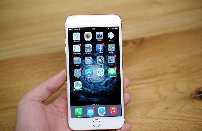 iphone 6 plus bị liệt nút home
