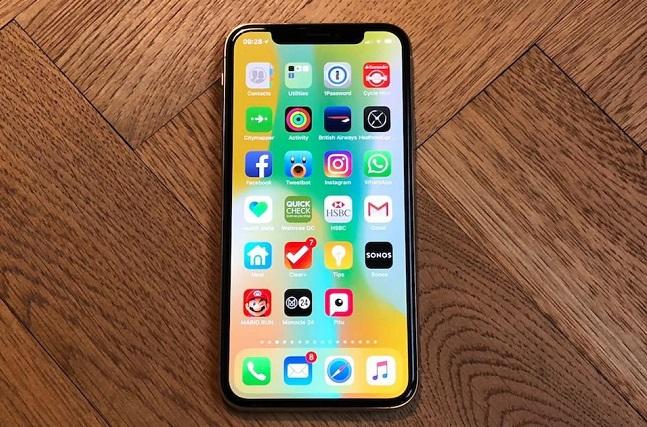 Tại sao iPhone X không nghe được cuộc gọi đến