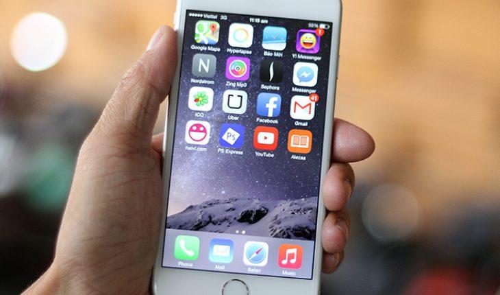 Nguyên nhân iPhone 6s bị nhòe màn hình