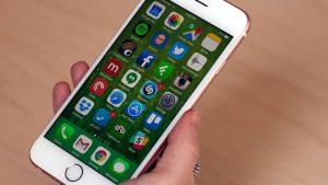 lỗi iPhone 6s không bắt được wifi