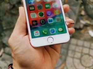 iPhone 6s liệt toàn bộ cảm ứng