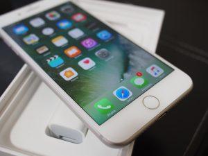 iPhone 7 Plus không tắt được màn hình