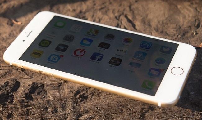 Cách khắc phục lỗi đen màn hình iphone 6