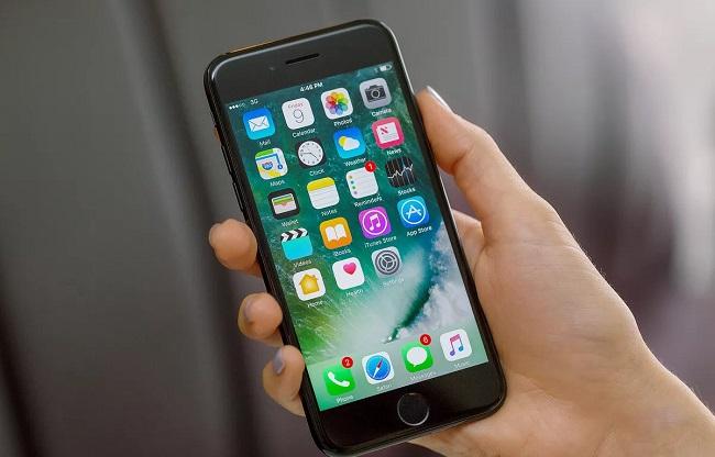 Nguyên nhân khiến màn hình iphone 6 bị đốm