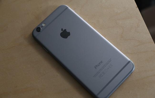 Restore iphone 6