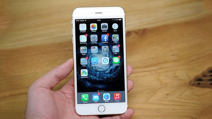 Cách nào khắc phục lỗi màn hình iPhone 6s bị sọc mờ đơn gỉan