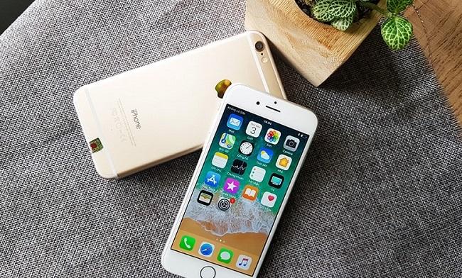 Vì sao nút home iphone 6 bị hư hỏng