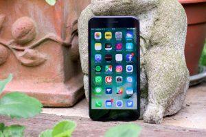 iPhone 7 plus báo pin ảo