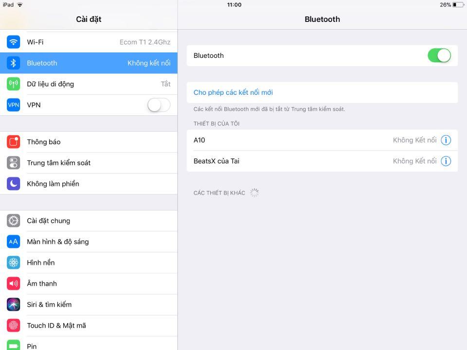 Hướng dẫn cách kết nối Bluetooth iPhone với loa