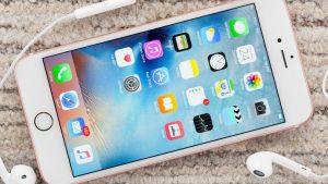 Hướng dẫn xử lý lỗi iPhone 7 Plus bị reset liên tục