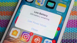 cách kiểm tra dung lượng pin iPhone