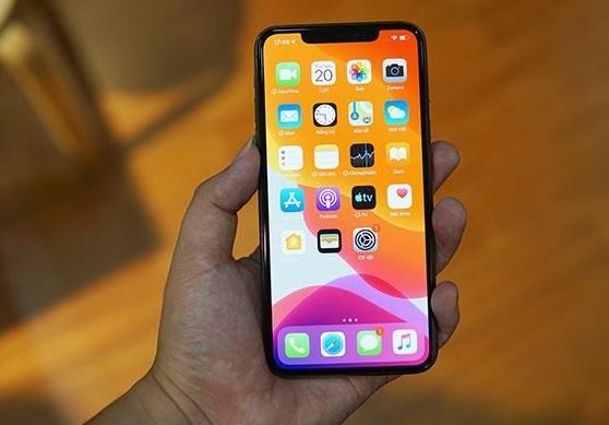 thay man hinh iphone 11 pro max chinh hang