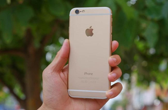 iPhone 6 không bật được bluetooth