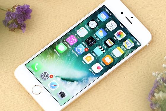 Kích nguồn khi iPhone 6 sập nguồn bật không lên