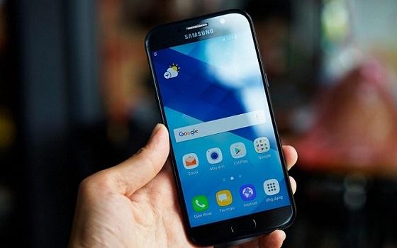 Địa chỉ thay màn hình Samsung A5 2017