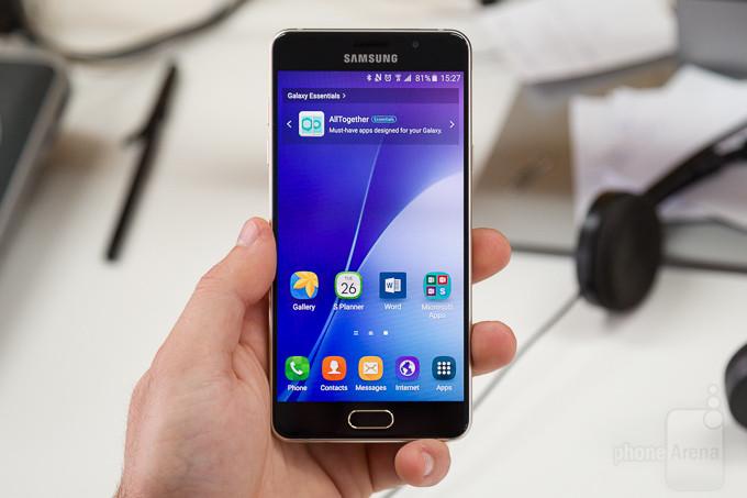 Samsung a7 2016 hỏng mặt kính nên làm gì khắc phục?
