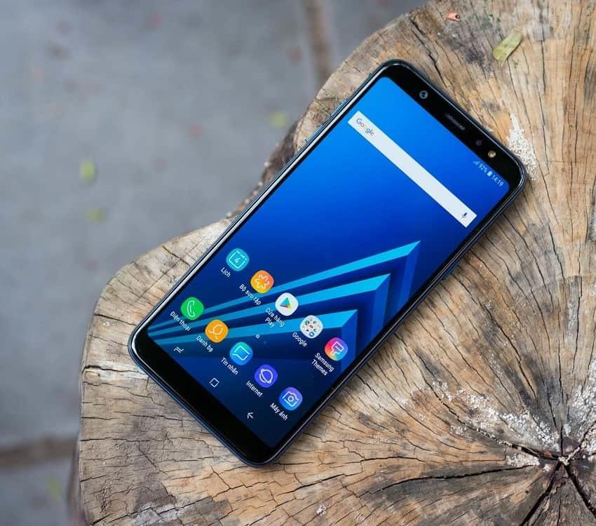 Samsung A6 Plus Đơ Màn Hình