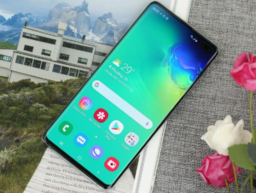 Lỗi Samsung S10 Plus hỏng màn hình cảm ứng