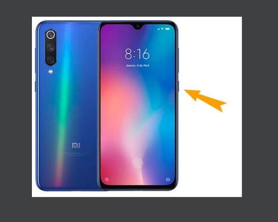 Khởi động lại Xiaomi