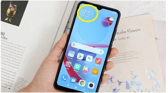 Kiểm tra lại ngày và giờ trên điện thoại Xiaomi