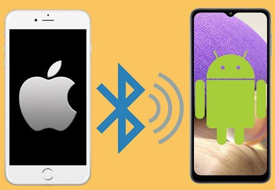 Bluetooth iPhone có kết nối được Android hay không?