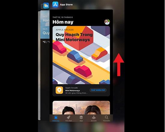 Đóng ứng dụng chạy ngầm trên iPhone 11 Pro Max