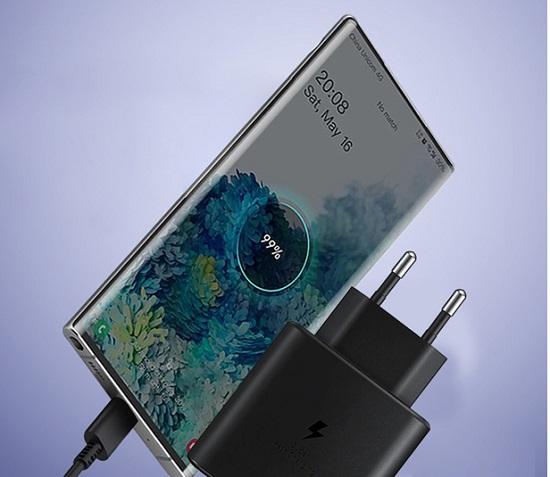 Sạc pin Samsung S21 Ultra đúng cách