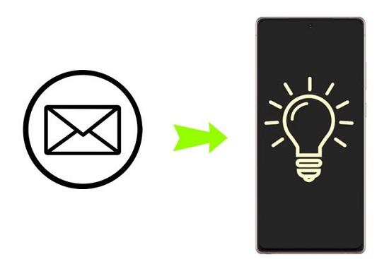 Nguyên nhân màn hình Samsung không sáng khi có tin nhắn
